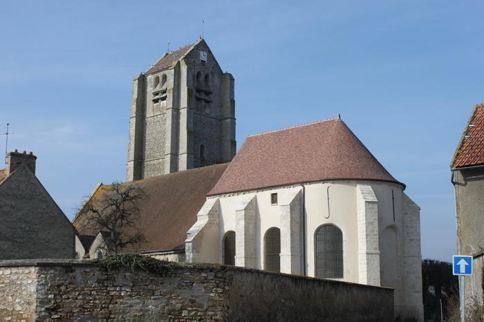 Eglise saint Léonard des Granges le Roi - Diocèse  d'Evry - 91