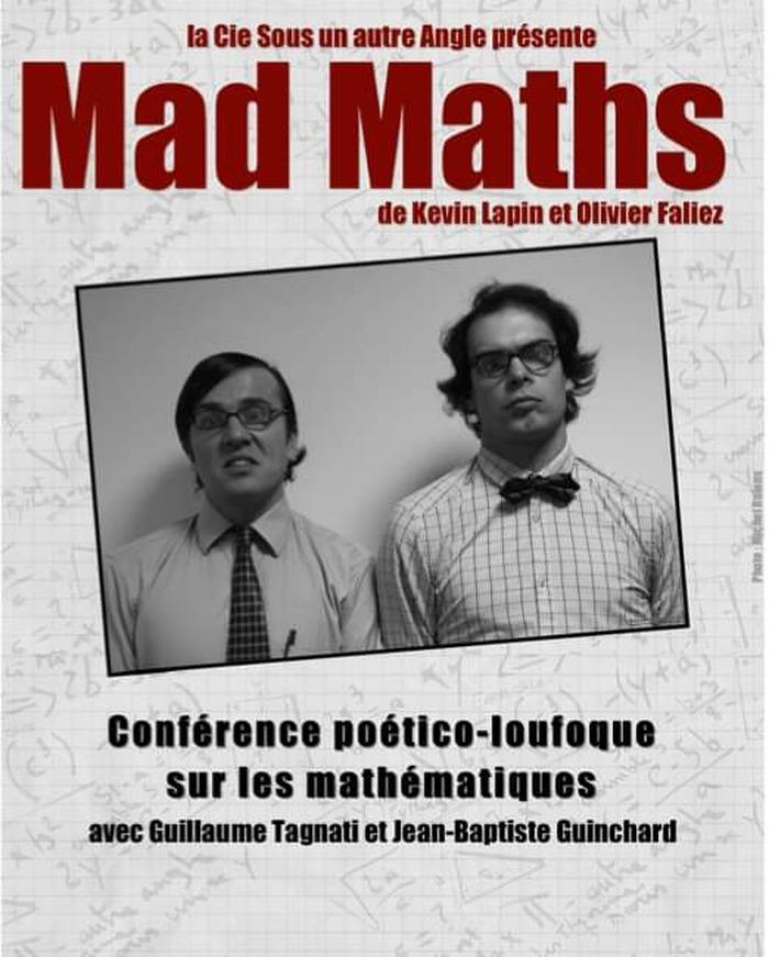 Soirée théâtre et conférence : festival les maths dans tous leurs états