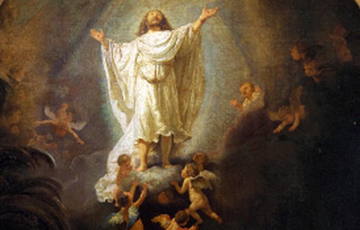 Solennité de l'Ascension (Fête d'obligation)