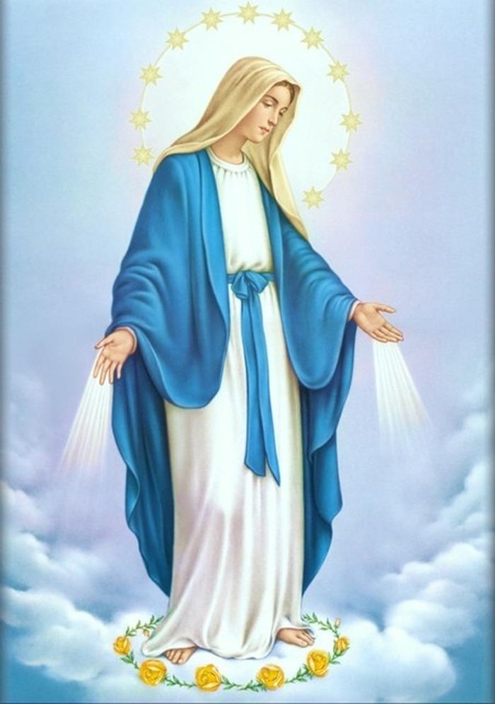 Solennité de l'Immaculée Conception de la Vierge Marie - Festival marial