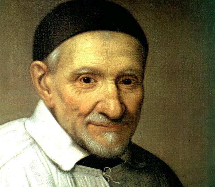 Solennité de Saint Vincent de Paul, patron principal des Religieux de saint Vincent de Paul