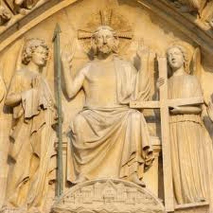 Solennité du Christ Roi de l'univers