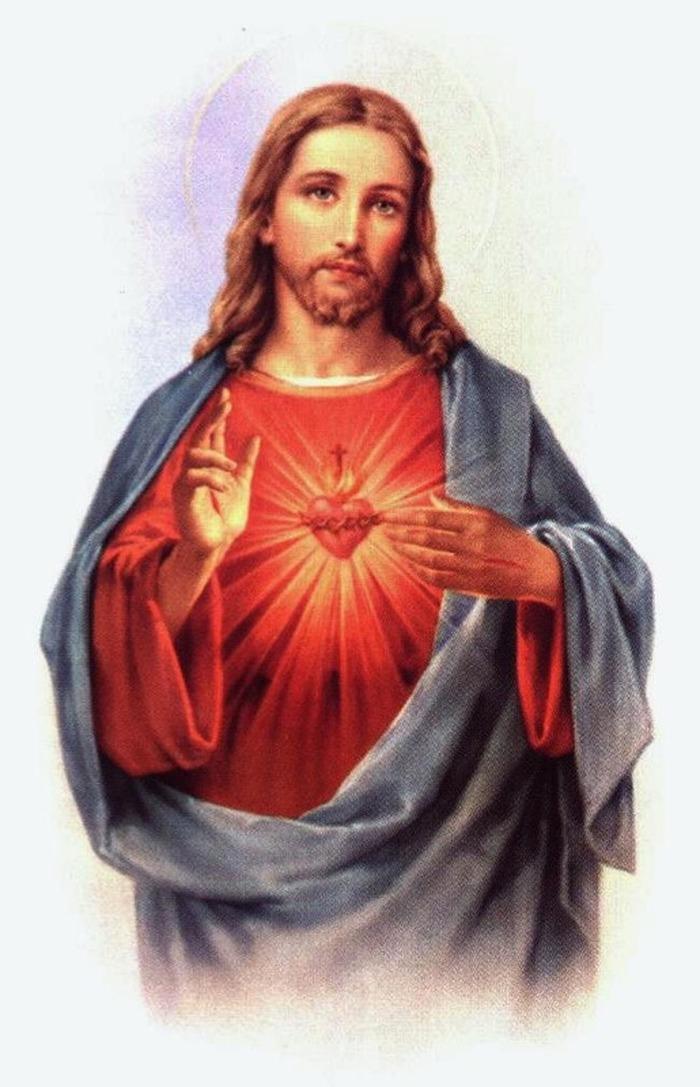 Solennité du Sacré Cœur de Jésus