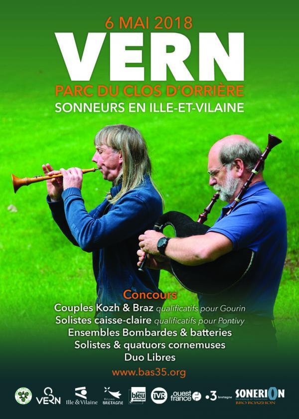 Sonneurs en Ille-et-Vilaine