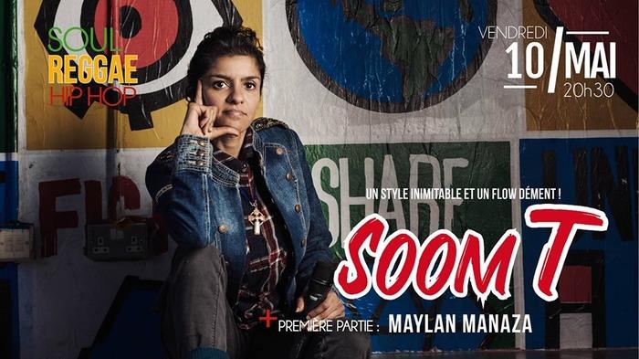 SOOM T + MAYLAN  MANAZA