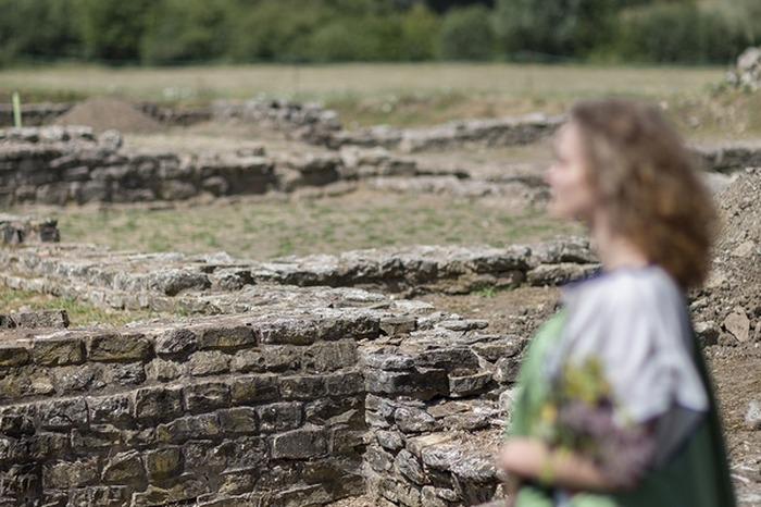 Journées du patrimoine 2018 - Sortie éco-touristique : sur le chemin des saveurs antiques...