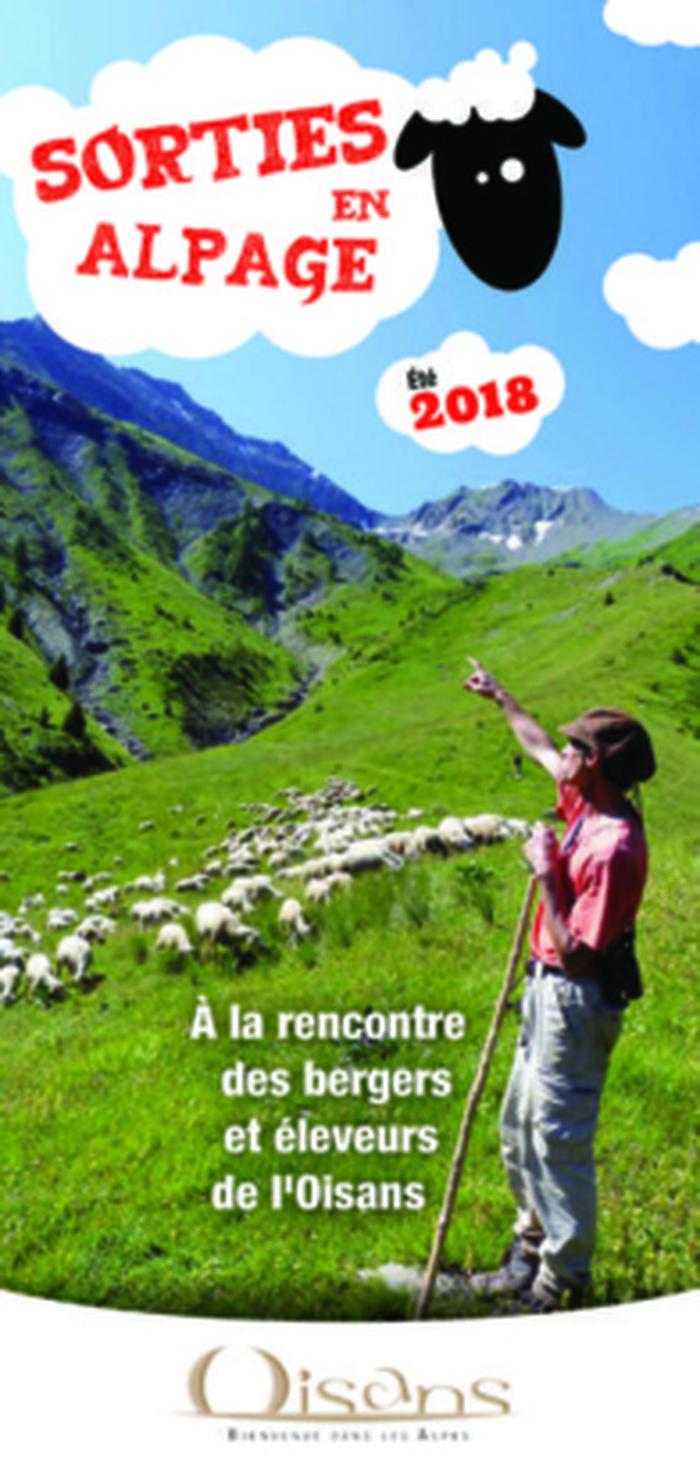 Journées du patrimoine 2018 - Sortie en alpage à la rencontre du berger d'Ornon.