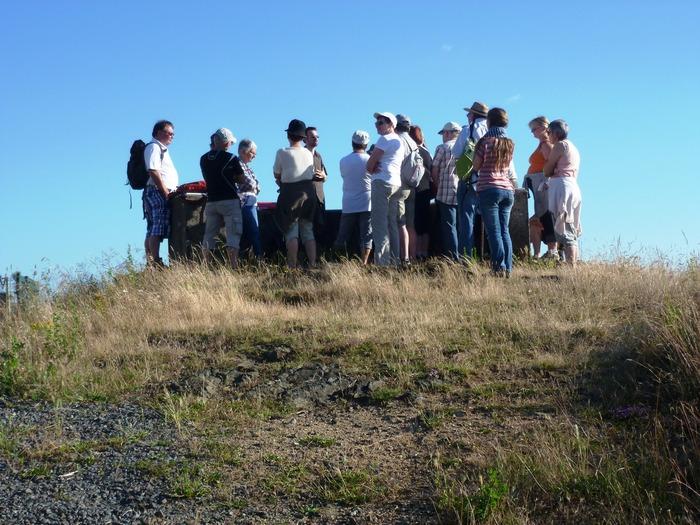 Journées du patrimoine 2017 - Sortie nature à la découverte du Puy de Wolf