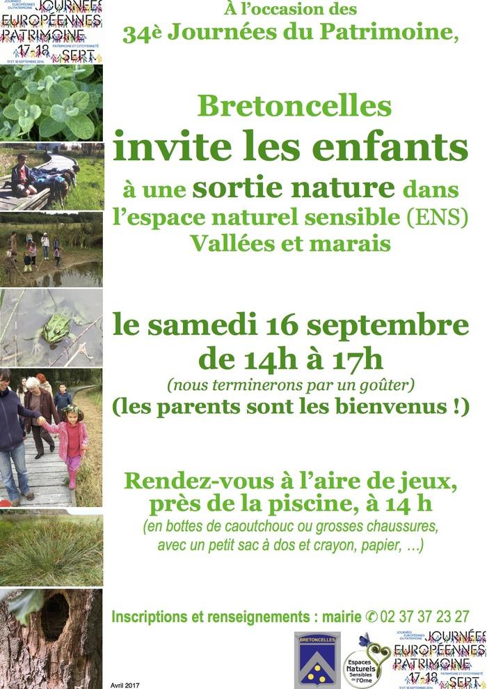 Crédits image : © Mairie de Bretoncelles