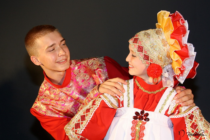 Sourires d'Ukraine