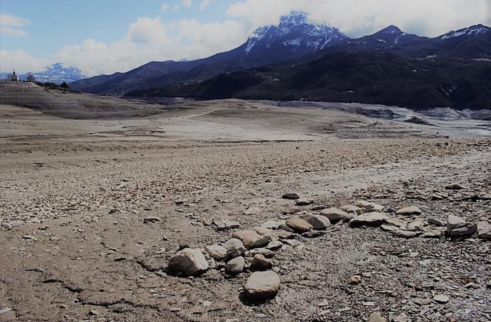 Journées du patrimoine 2018 - Sous les eaux du lac de Serre-Ponçon : le site archéologique gallo-romain de Rougon à Chorges, premiers résultats