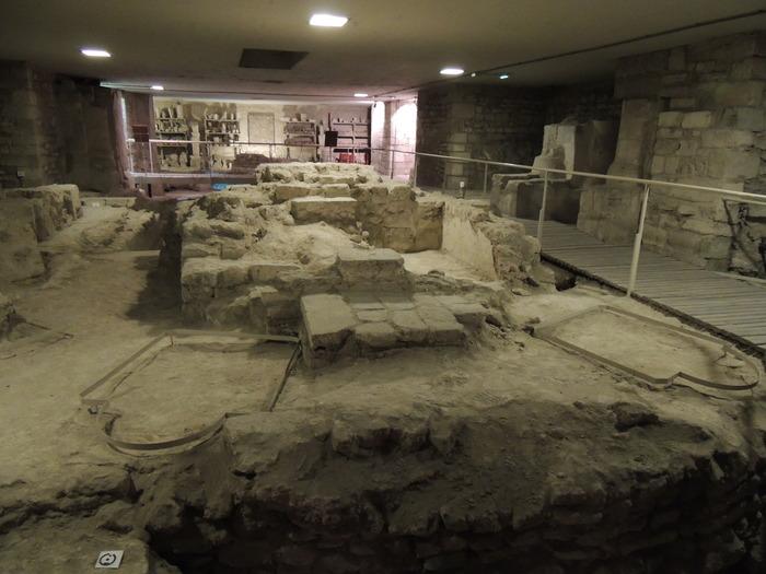 Journées du patrimoine 2018 - Sous-sol archéologique