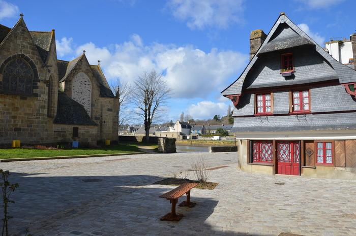 Journées du patrimoine 2018 - Balade commentée à pied dans le centre historique du Faou