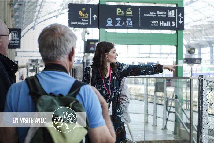 Spéciale Journée du Patrimoine : Visite de la gare Saint Jean