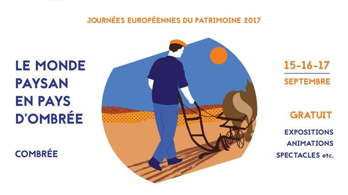 Journées du patrimoine 2017 - Spectacle au Manoir de Montjaugé