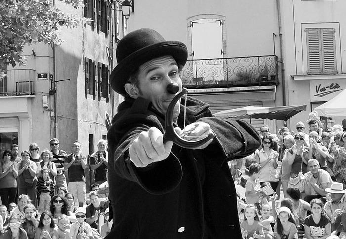 Journées du patrimoine 2017 - Spectacle de rue