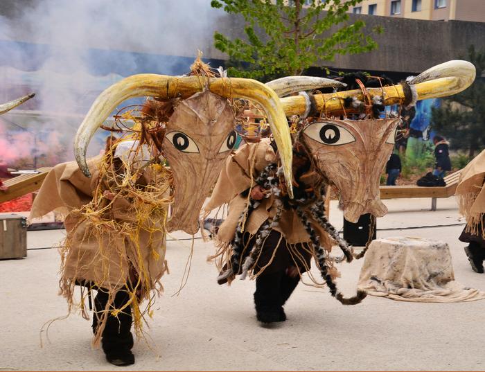 Journées du patrimoine 2018 - Théâtre : Cairn, une aventure préhistorique par la Compagnie les Anthropologues