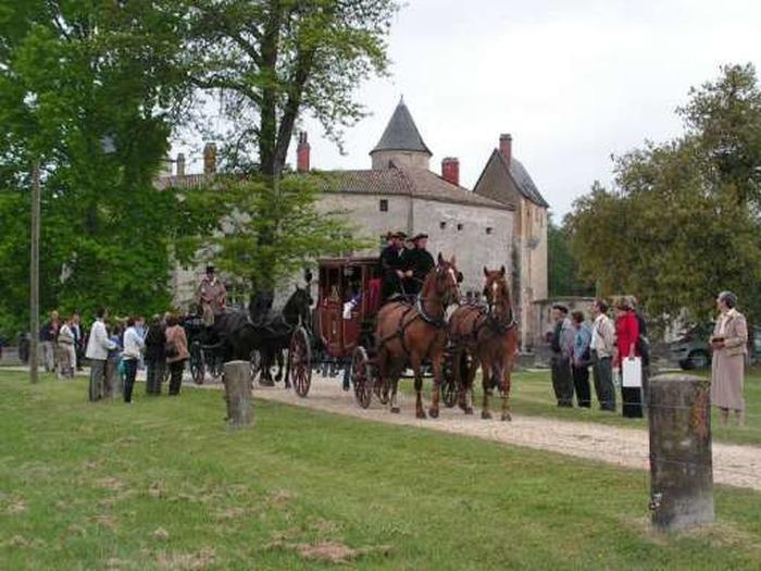Journées du patrimoine 2017 - Spectacle équestre