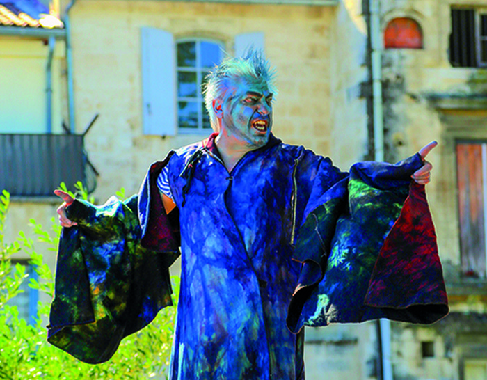 Journées du patrimoine 2018 - Spectacle théâtralisé déambulatoire