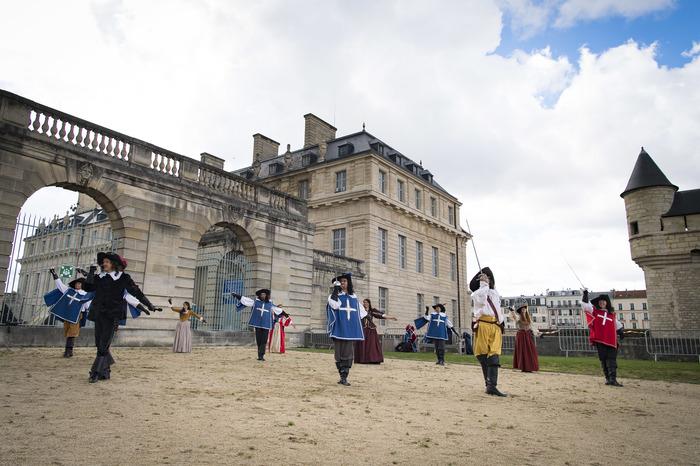 Journées du patrimoine 2018 - Spectacles d'escrimeurs, de capes et d'épées