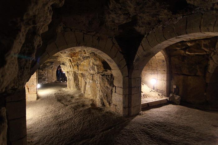 Journées du patrimoine 2018 - Spéléo aux Moineaux, l'Histoire sous la ville