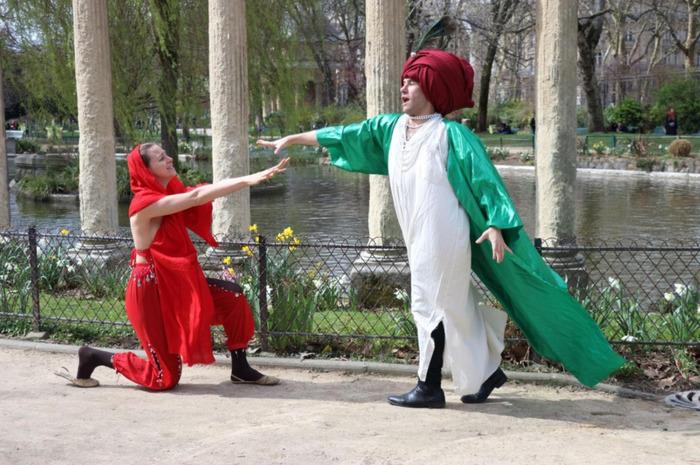 Journées du patrimoine 2018 - Proverbes ! Devinettes théâtrales d'après le théâtre de Carmontelle