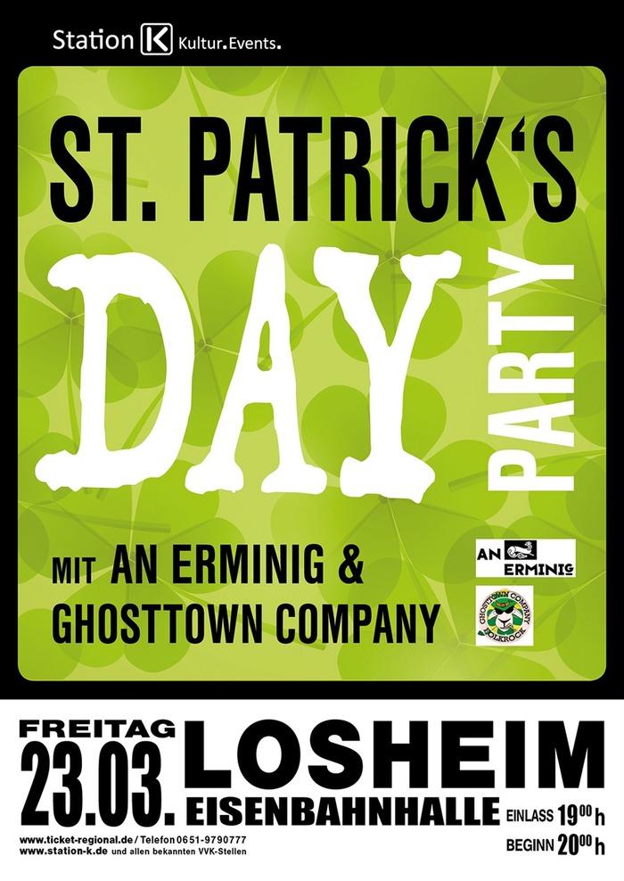 An Erminig & Ghosttown Company