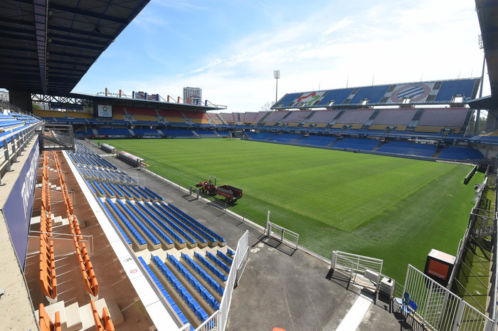 Journées du patrimoine 2017 - Stade de la Mosson