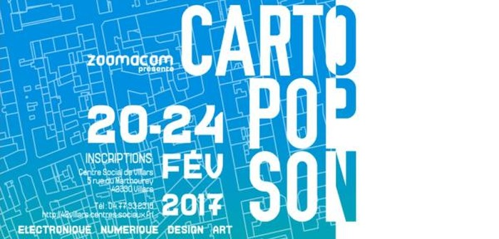 Stage CartoPopSon 11–17 ans