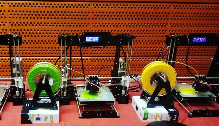 Stage création numérique et impression 3D