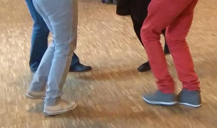 Stage de danses bretonnes : danses du pays Pourlet