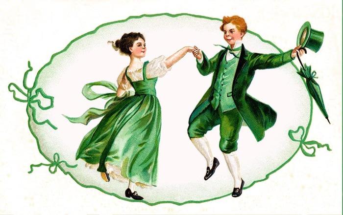 Stage de danses folk et irlandaises