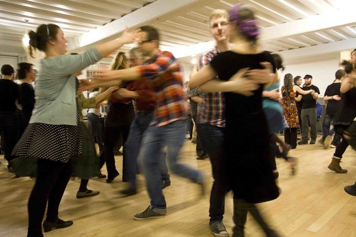 Stage de danses québécoises