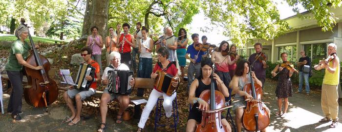 Stage de Musiques Traditionnelles à Saint-Ismier (38)