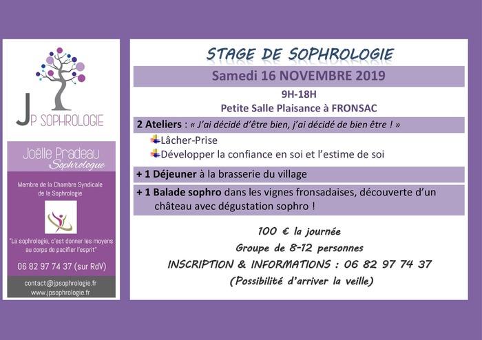 Stage de Sophrologie