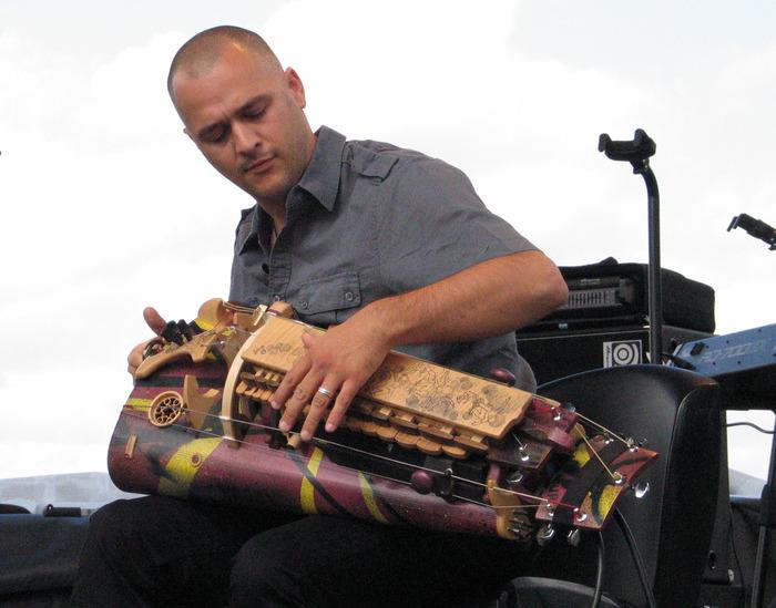 Stage de vielle à roue