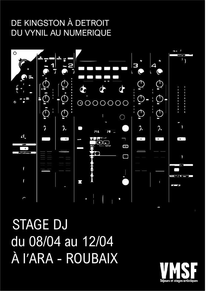 Stage DJ ARA Roubaix