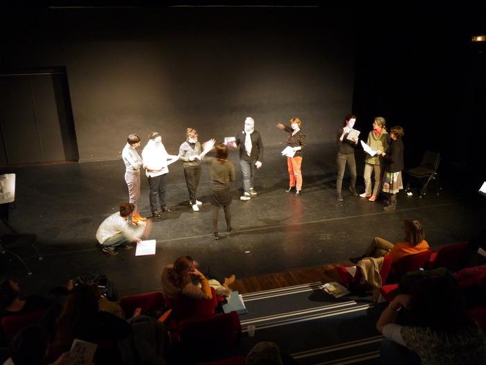 Stage interdépartemental théâtre : Passeurs de théâtre
