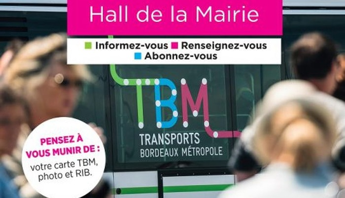 Carte Tbm Bordeaux.Stand Rentree Tbm