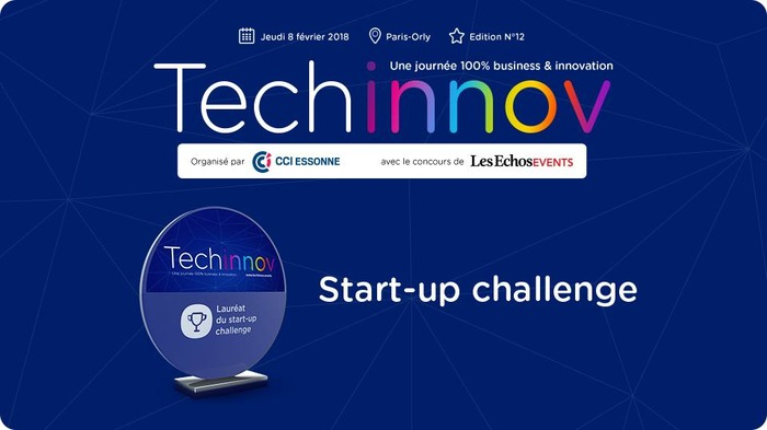 Start-up challenge Techinnov