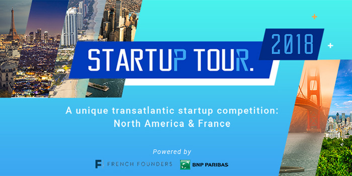 Startup Tour 2018 - FrenchFounders