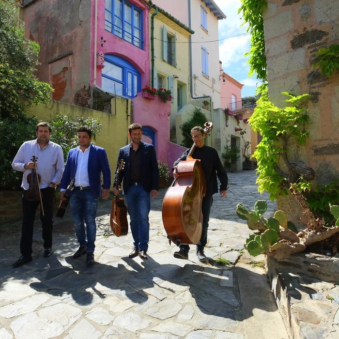 Steeve Laffont Trio Feat. Costel Nitescu