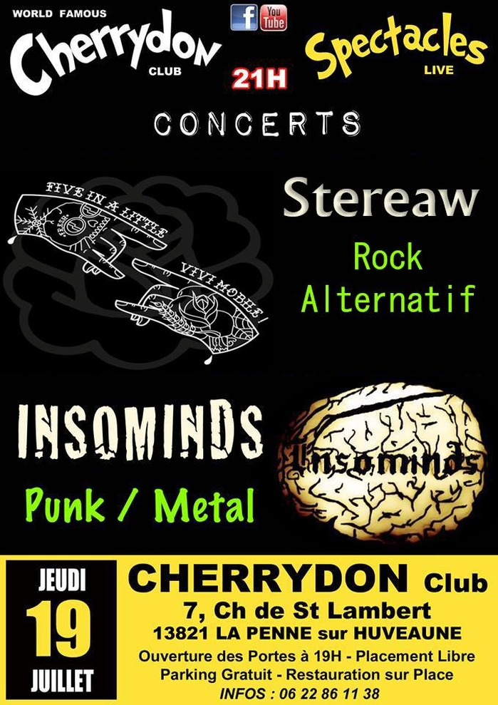 Stereaw / Insominds