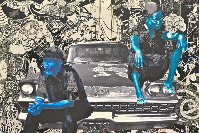 STROKAR - 40 street artistes / 1 photographe