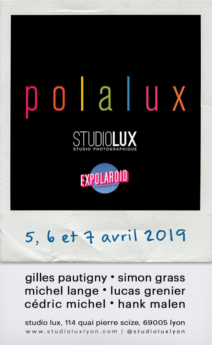 Studio Lux | Polalux | Exposition éphémère à Lyon
