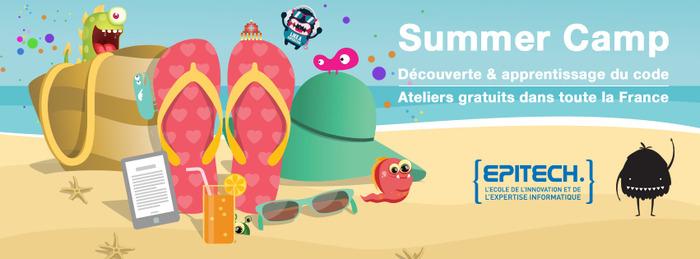 Summer Camp {Coding Club}