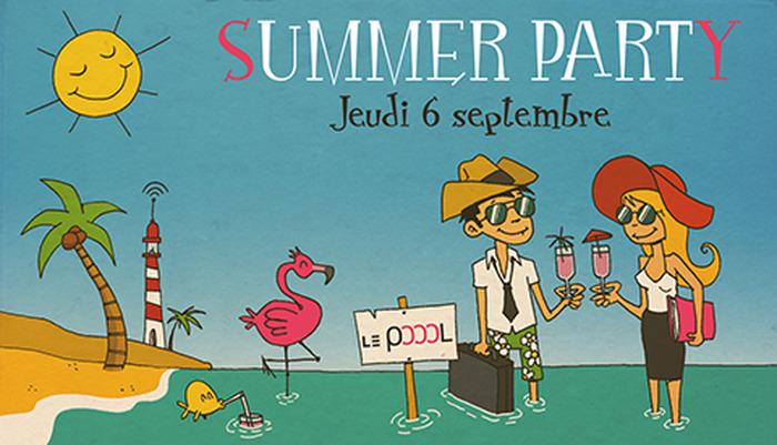 Summer Party du Poool