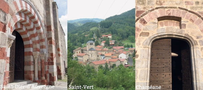 Journées du patrimoine 2018 - Sur la route des sites casadéens de Saint-Dier-d'Auvergne à La Chaise-Dieu