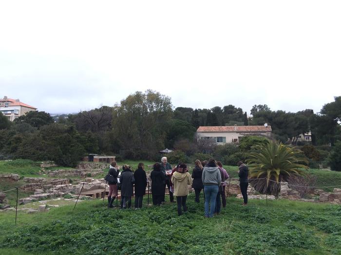 Journées du patrimoine 2018 - Sur les pas de l'archéologue