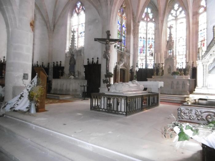 Journées du patrimoine 2018 - Visites guidées : « Sur les pas de saint Elophe »